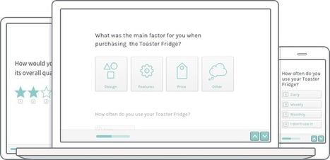 Typeform : les beaux questionnaires ...   Collection d'outils : Web 2.0, libres, gratuits et autres...   Scoop.it