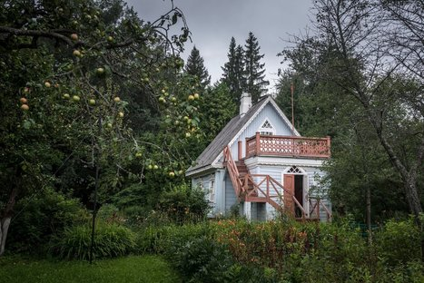 At Chekhov's Estate, a Pastoral Literary Shrine Belies a Turbulent Century | Literature & Psychology | Scoop.it