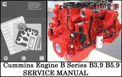 cummins n14 series diesel engine service repair manual download
