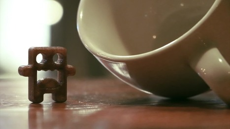 You can now 3D print with your used coffee grounds! | Coffee News | Scoop.it