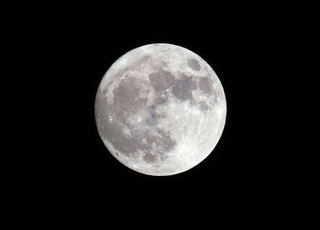 How Old Is the Moon? Scientists Say They Finally Know | Our Evolving Earth | Scoop.it