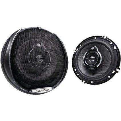 "Planet Audio 6x9/"" 500W Full Range Car Speakers 3-Way Illuminated Tweeders Pair"