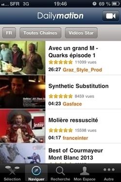 Orange rachète la totalité du capital de Dailymotion | Toulouse networks | Scoop.it