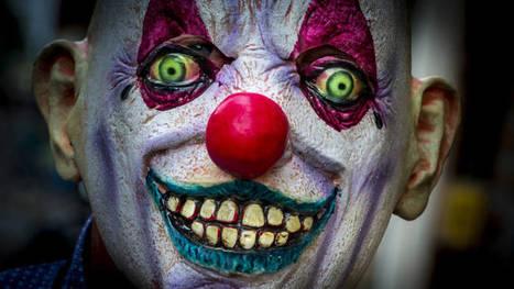 15-jarige 'sociale media-clown' opgepakt voor opruiing | ICT in het onderwijs | Scoop.it