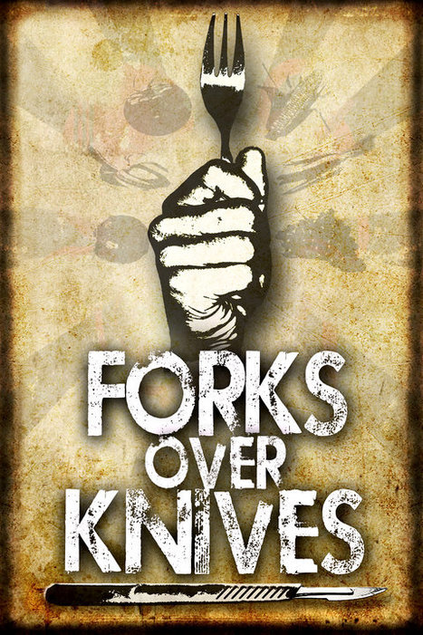 Forks over knives   Tenedores más que cuchillos (Sub Español).avi - GoogleDocuments   Live different taste the difference   Scoop.it