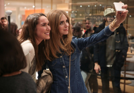 [ITW] Les confessions de Chiara Ferragni, la blogueuse mode la plus influente au monde | Fashion & more... | Scoop.it