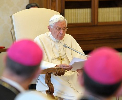 Pope tells U.S. colleges to strengthen Catholic identity | BiltrixBoard | Scoop.it