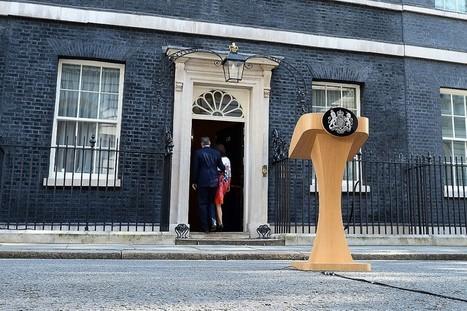 Les Britanniques quittent l'UE, Cameron démissionne   Edouard GUIHAIRE   Europe   Pierre-André Fontaine   Scoop.it