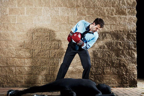 Knock Fear Out of Your Life   Men's Health   jobseeker emotional support & tips   Scoop.it