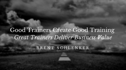 Think Different and Deliver Training That Adds Value | Organizational Learning and Development | Scoop.it