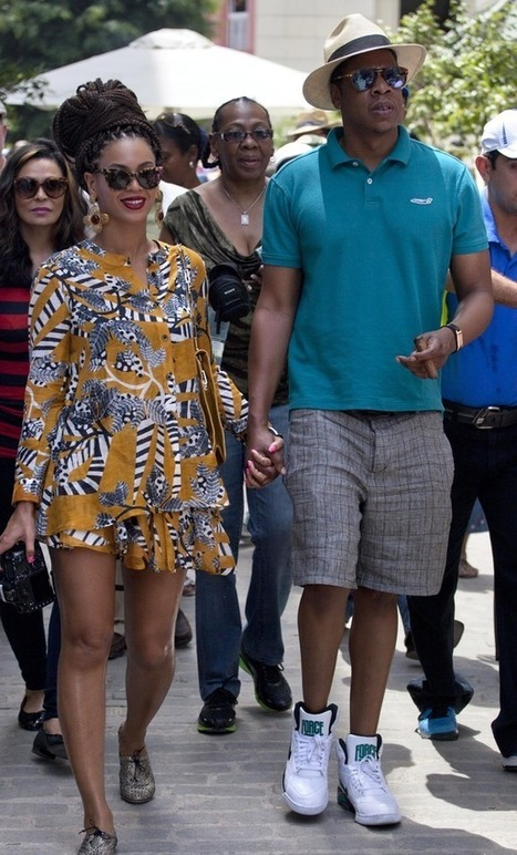 Beyonce and Jay-Z's trip to Cuba was sanctioned   Gov & Law - Lauren Timm   Scoop.it