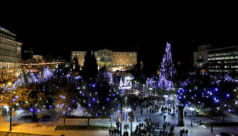 Athens Goes Festive this Christmas Season with Events for All | travelling 2 Greece | Scoop.it