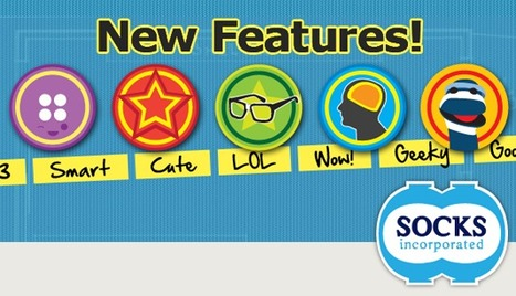 Socks Incorporated — Home | Transmedia 4 Kids: Creating Content For Children | Scoop.it