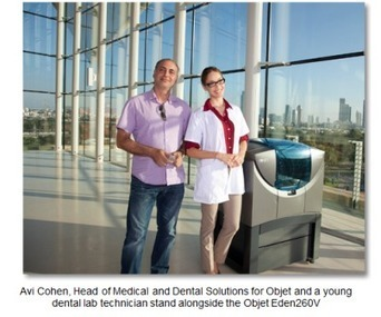 Objet 3D Printer Wins 'Best of the Best' from Dental Lab Products Magazine | 3D Printing and Fabbing | Scoop.it