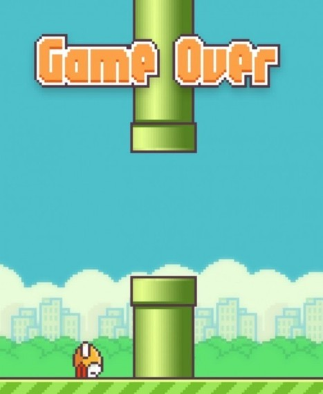Inside the Brief Life and Untimely Death of Flappy Bird   Transmedia: Storytelling for the Digital Age   Scoop.it