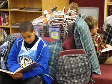 Projects to Engage Middle School Readers | Creativity in the School Library | Scoop.it