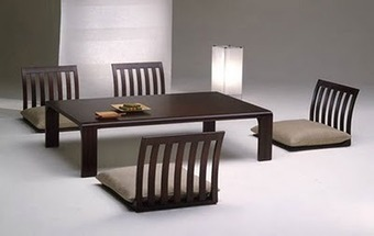 Un style japonais pour le mobilier de salle à manger | Aménagement & Finitions | Scoop.it