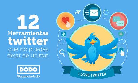 12 Herramientas para twitter que no puedes dejar de utilizar | Re-Ingeniería de Aprendizajes | Scoop.it