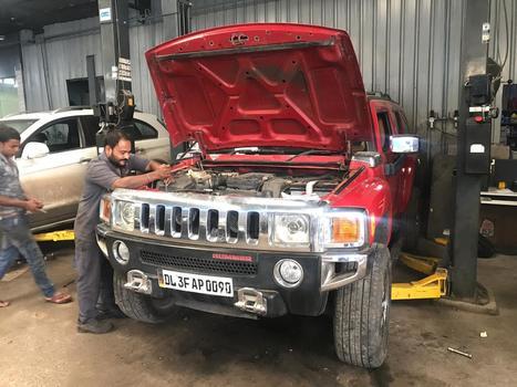 Multi Brand Car Service Centre Pune Scoop It