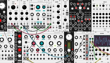 modular' in Experimental music software and hardware | Scoop it