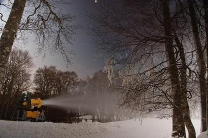 Ski : sur l'Aubrac, la station de Laguiole à ouvert mercredi | L'info tourisme en Aveyron | Scoop.it