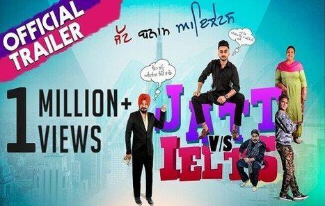 Jatt Vs Ielts 2018 Punjabi Movie Watch Online