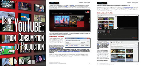 DOWNLOAD Using YouTube: From Consumption To Production | Video for Learning | Scoop.it