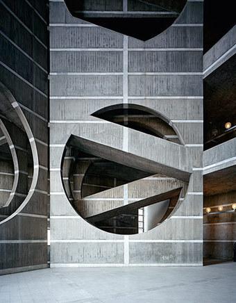 Ruins in reverse: Louis Kahn's timeless architecture –in pictures   Avant-garde Art, Design & Rock 'n' Roll   Scoop.it
