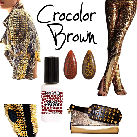 CROCOLOR BROWN | Fashion for all man kind | Scoop.it
