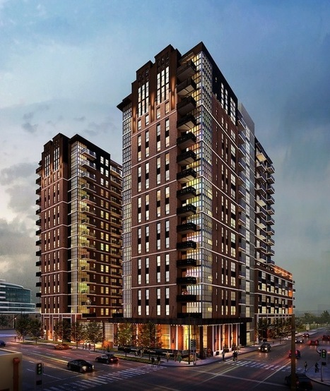 High-rise Apartment Tower Coming In Dallas&rsqu