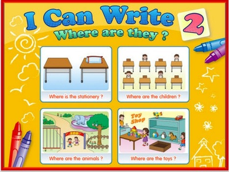 A Series of Awesome Free iPad Apps to Improve Kids Writing Skills | Educational Technology - Yeshiva Edition | Scoop.it