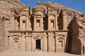 Architecture Analysis Offers New Clues to Petra's Culture - Archaeology Magazine   Ancient Art History Summary   Scoop.it