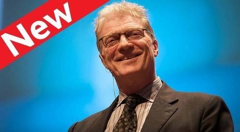 Ken Robinson: Sobre la creatividad y la imaginación | Ideas Poderosas | Scoop.it