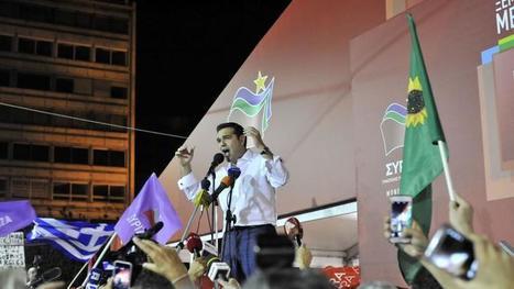 La victoire de Tsipras ou l'épuisement d'un peuple face à l'Europe | La lettre de Grèce | Scoop.it