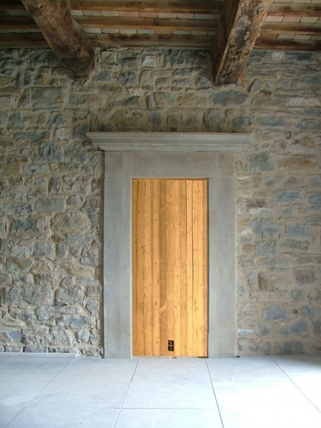 A Restored Tower at The Top of a Hill in Montone, Italy | | Raw and Real Interior Design | Scoop.it