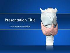 Thyroid powerpoint ppt templates powerpoint thyroid powerpoint ppt templates powerpoint toneelgroepblik Images