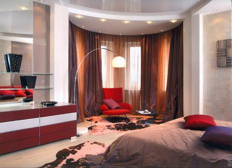 idée couleur peinture intérieur Chambre à coucher - decoration et ...   Devis Travaux-peinture-maison-appartement-rénovation   Scoop.it