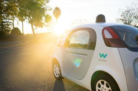 Google crée Waymo pour commercialiser ses technologies de véhicule autonome | Veille & Culture numérique | Scoop.it