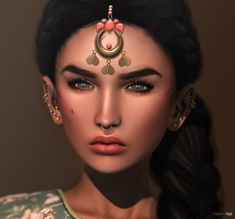 Maya Mesh Head Group Gift by Genesis Lab | Tele