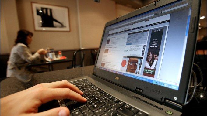 1 entreprise belge sur 4 fait de la pub sur internet
