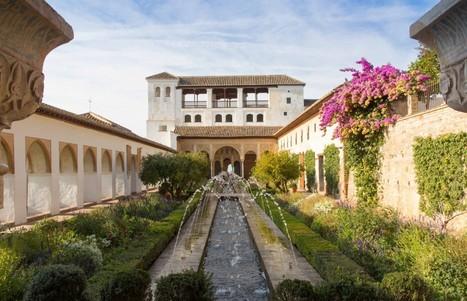 Le Gout Des Jardins Arabes Jardins - Jardin-arabe