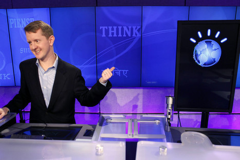 IBM Envisions Watson as Supercharged Siri for Businesses | Popular Social commentary | Scoop.it