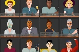 The 12 Types of People You'll Meet at a Conference | International Marketing Communications | Scoop.it