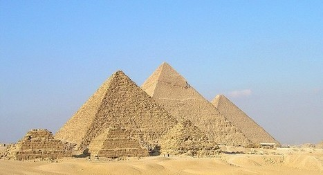 Development threatens newly uncovered 4600-year-old pyramid - Science Recorder   Ancient cities   Scoop.it