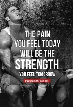 Muscle Pain | Bodybuilding Quotes