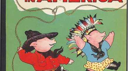 Episode 28 : Les livres d'Or de la propagande américaine. La littérature enfantine en temps de guerre froide | littérature jeunesse | Scoop.it