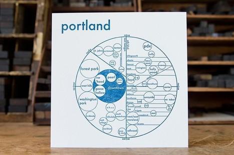 City Maps That Orient You Better Than Google Can | Penser, réfléchir, planifier avec la carte heuristique, les cartes conceptuelles | Scoop.it