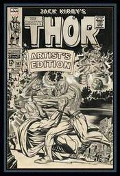 "IDW Jack Kirby Mighty Thor Artist Edition  | eBay | Jack ""King"" Kirby | Scoop.it"