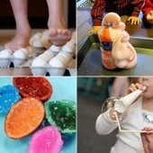 25 At-Home Science Experiments | Incorporating Art and Music in the Classroom | Scoop.it