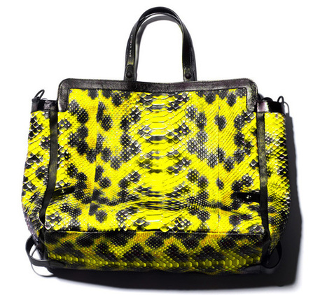 This Dax Gabler tote will cure your python boredom | TAFT: Trends And Fashion Timeline | Scoop.it
